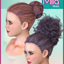 Biscuits Mila Hair image 9