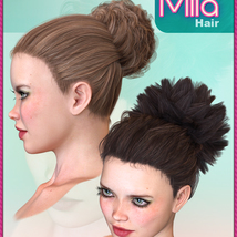 Biscuits Mila Hair image 10