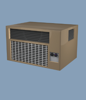 AC-Unit Object 3d model 3D Models uncle808us