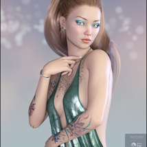 Kendall for Genesis 8 Female image 2