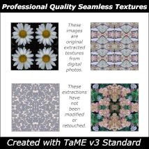 TaME for Windows; The Texture and Material Extractor image 1