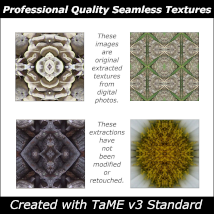 TaME for Windows; The Texture and Material Extractor image 2