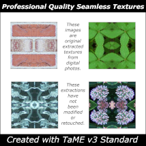 TaME for Windows; The Texture and Material Extractor image 3