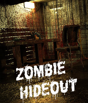 ZOMBIE HIDEOUT 3D Models powerage