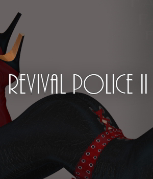 Revival for Police II 3D Figure Assets JudibugDesigns