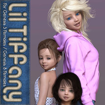 Lil Tiffany for G3F and G8F image 3