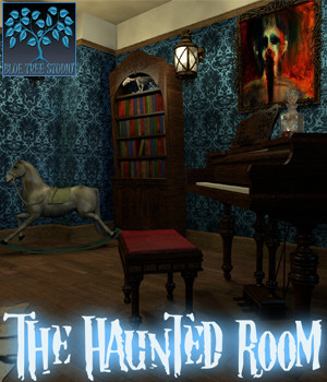 Haunted Room 3D Models BlueTreeStudio