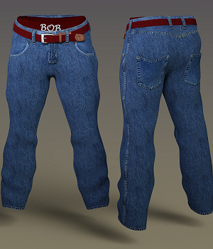 Manly JeanZZ for Genesis 8 Male 3D Figure Assets Karth