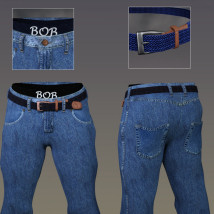 Manly JeanZZ for Genesis 8 Male image 4