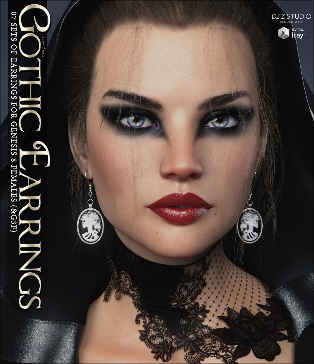 SVs Gothic Earrings