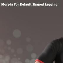 Manly Leggings for Genesis 8 Male image 8