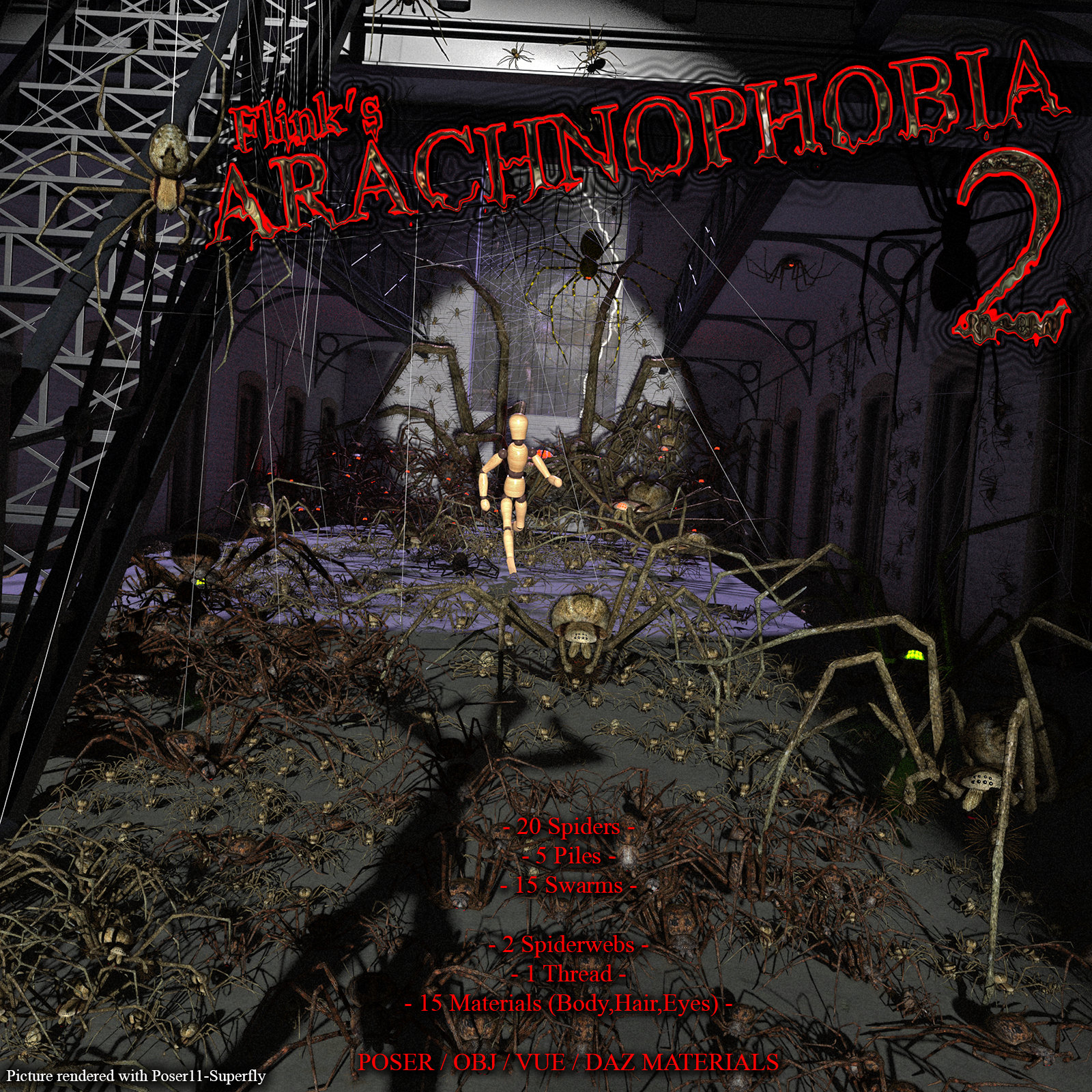 Flinks Arachnophobia 2