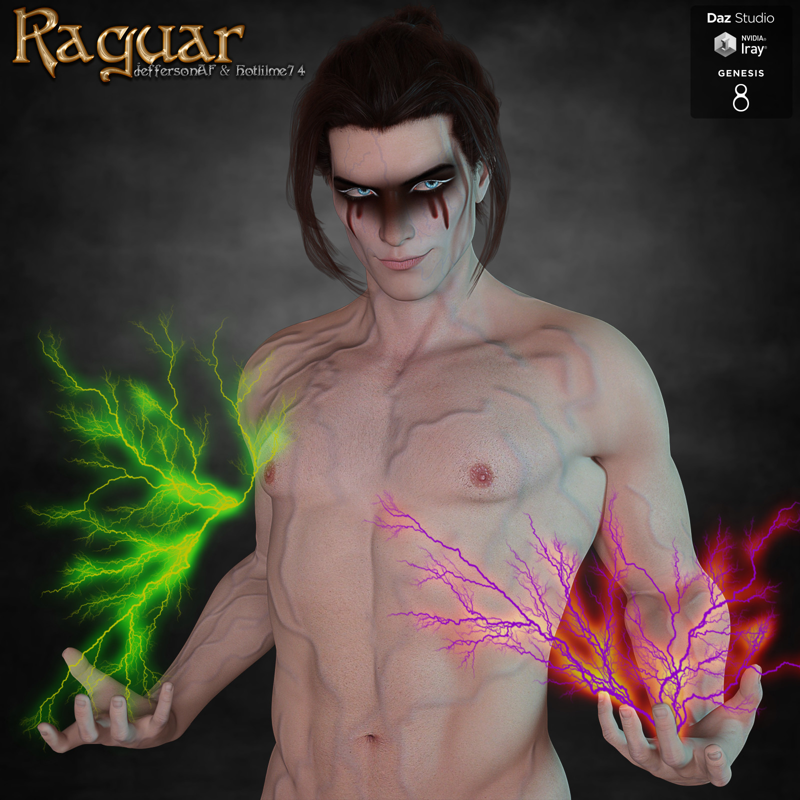 Raguar by JeffersonAF