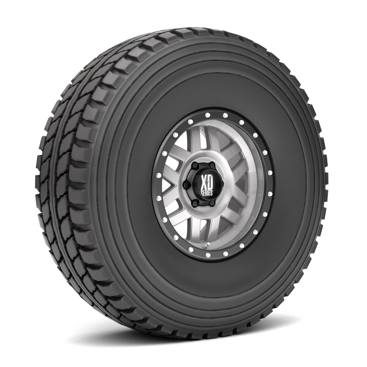 OFF ROAD WHEEL AND TIRE 9