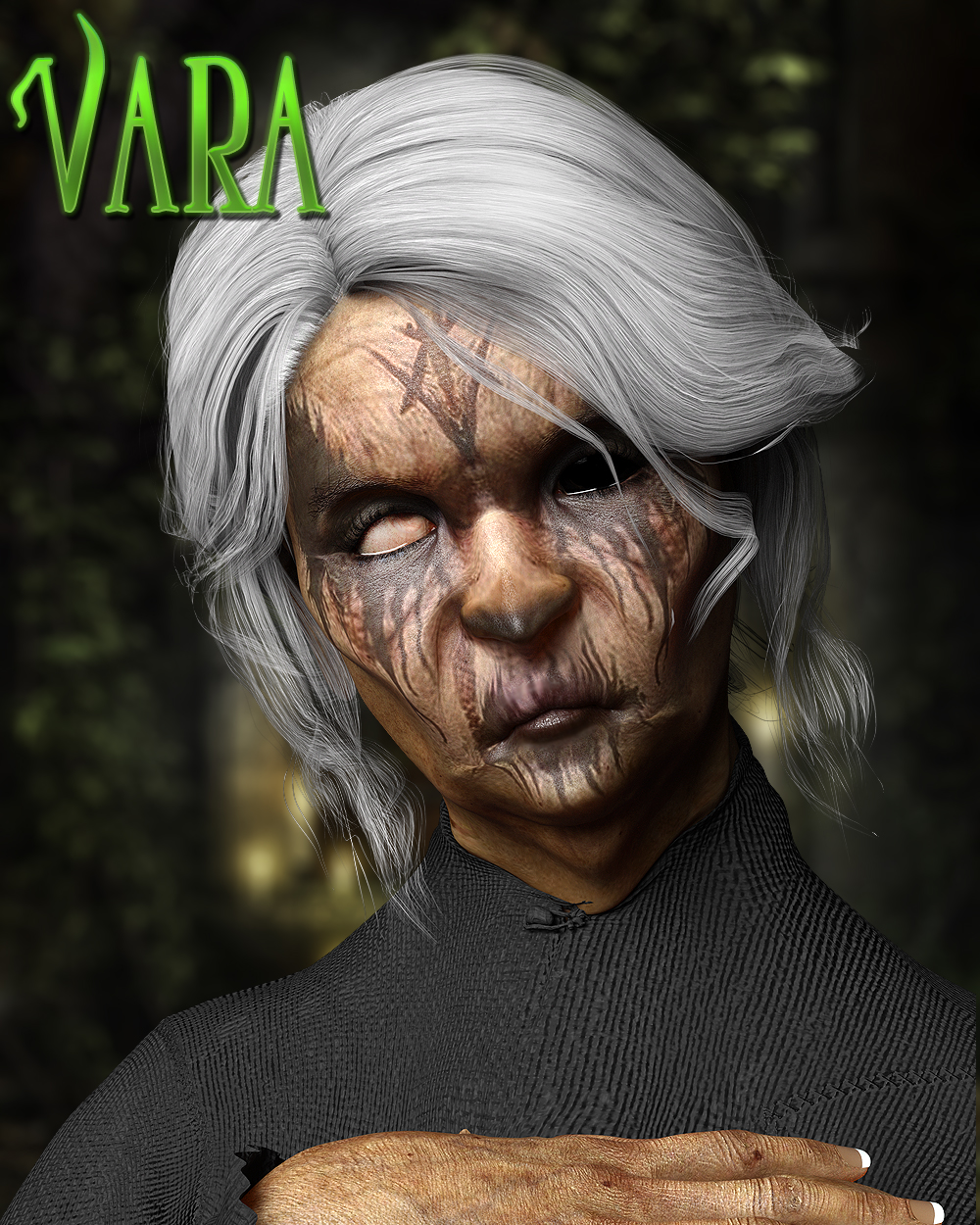 Vara for Genesis 8 Female