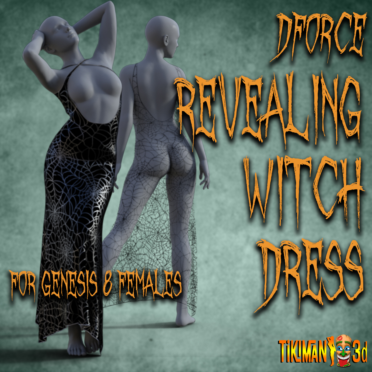 dforce - Revealing Witch Dress