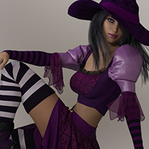 Bippity Boppity dForce outfit for the Genesis 8 Female(s) image 8