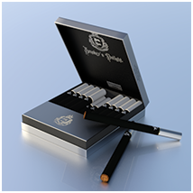 Smoker's Delight: Long & Slim Cigarettes with Boxes image 3