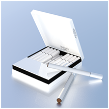 Smoker's Delight: Long & Slim Cigarettes with Boxes image 9