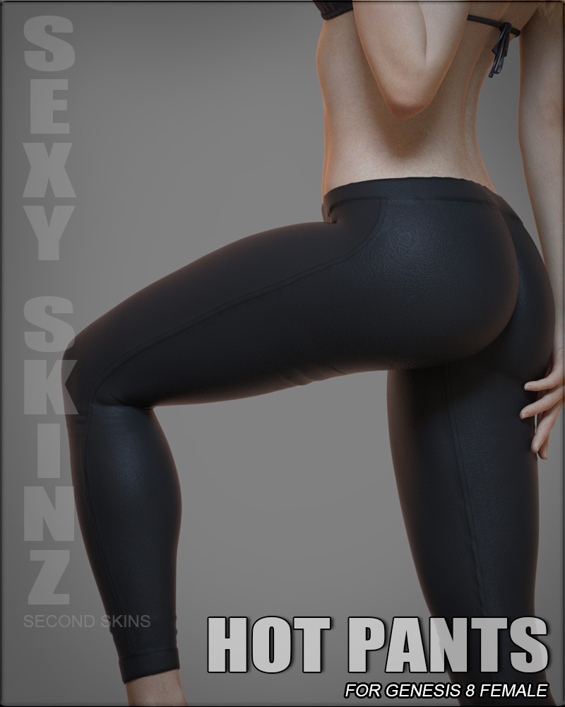 Sexy Skinz - Hot Pants and Capris for G8F