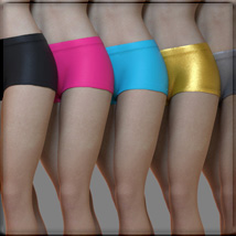 Sexy Skinz - Hot Pants and Capris for G8F image 7