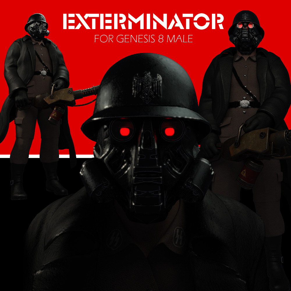 Exterminator for G8M by powerage