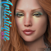 SV Artistique L.I.E and Resource Makeups G8F G3F image 1