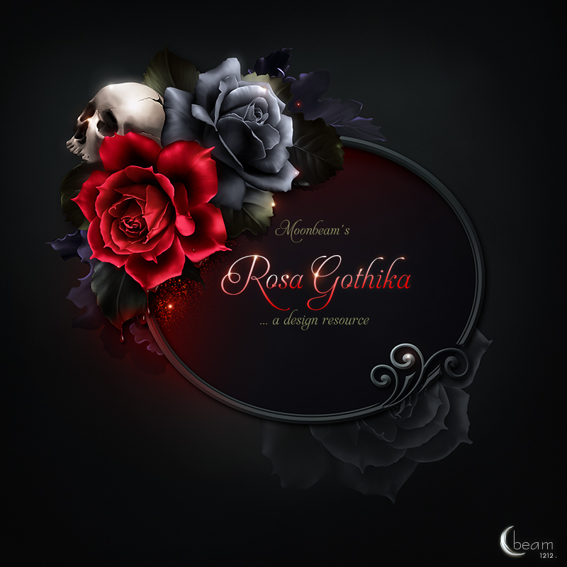 Moonbeam's Rosa Gothika