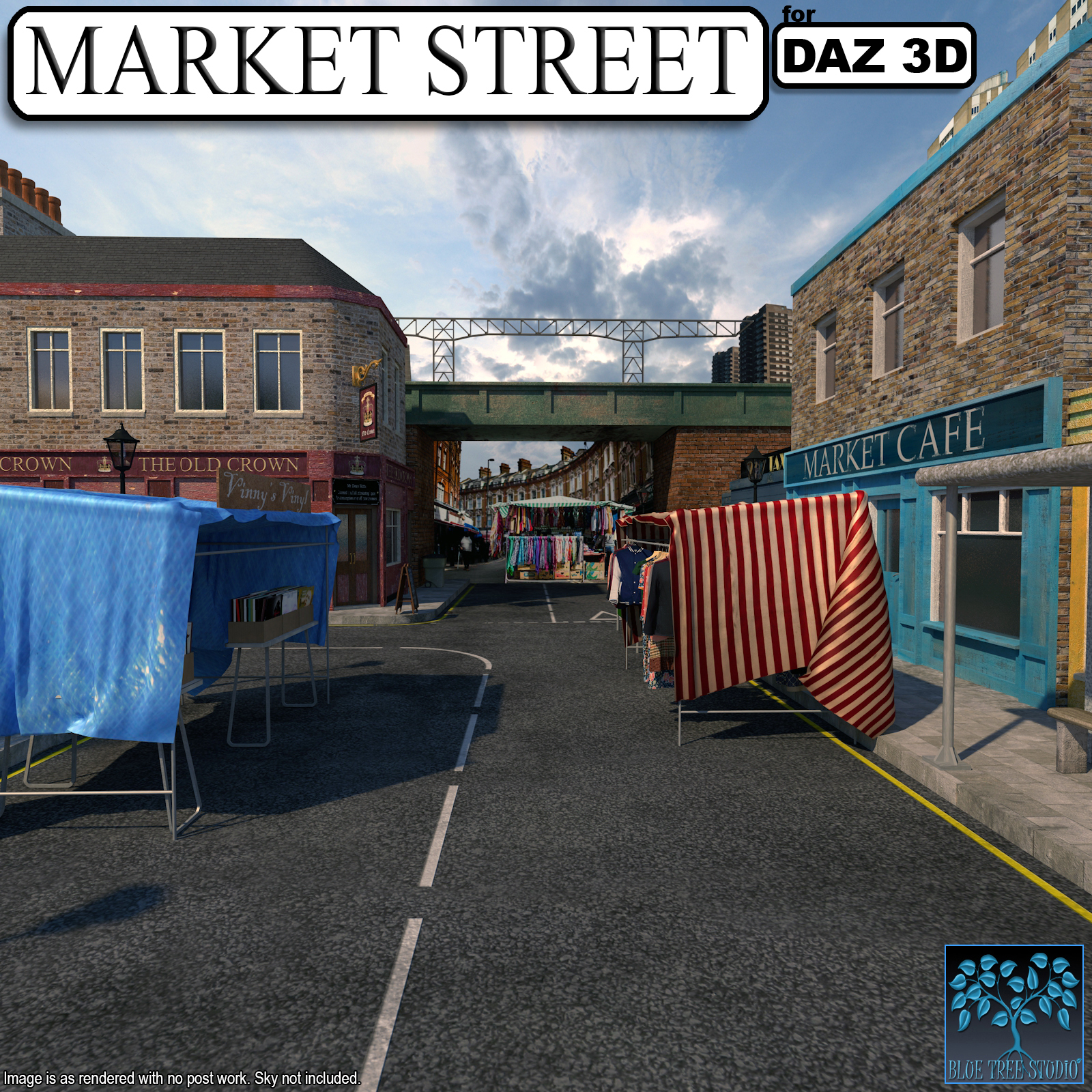 Market Street for DAZ