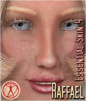 Raffael - Essential Skin 4 3D Figure Assets 3Dream