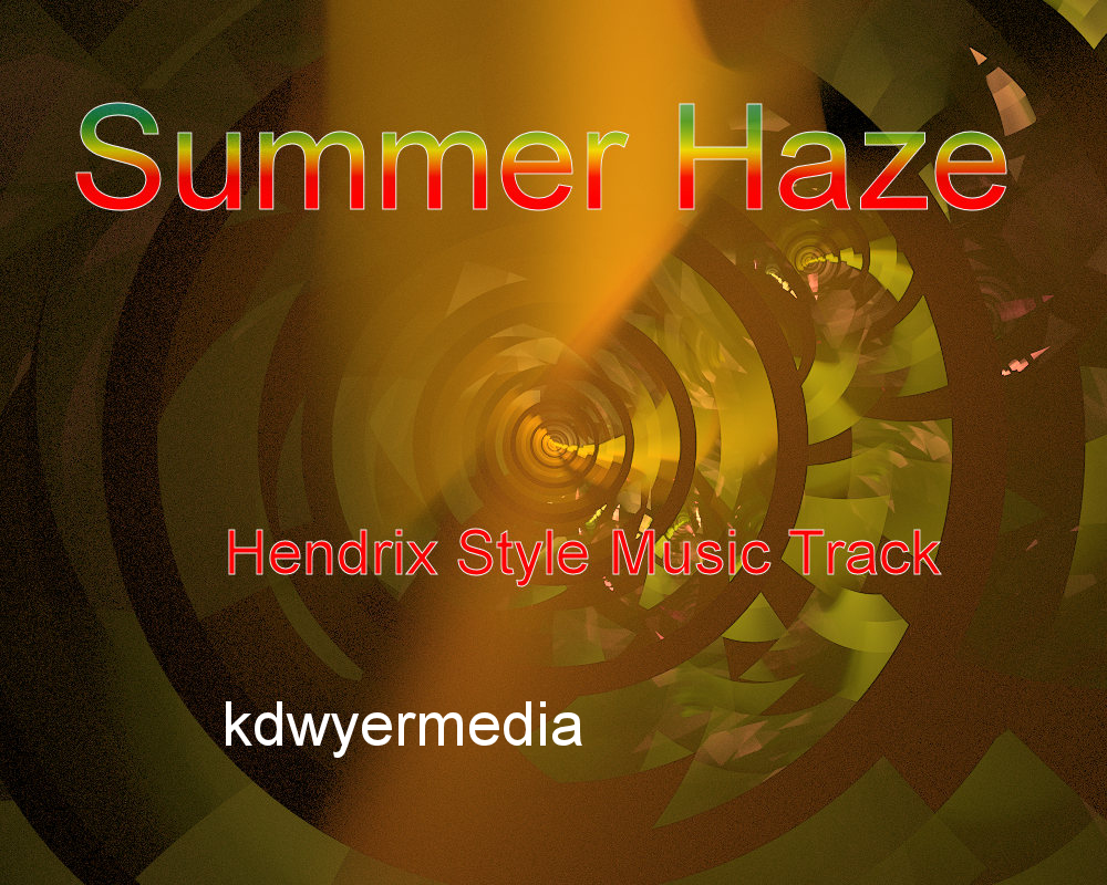 Summer Haze - Music Track by kdwyermedia