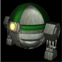 The Droid. The most adorable robot in the universe! 3D Models Swordstroke