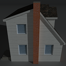 Low Poly House 6 - Extended Licence image 7