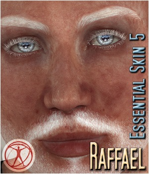 Raffael - Essential Skin 5 3D Figure Assets 3Dream