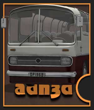 1965 MB Bus 3D Models adh3d