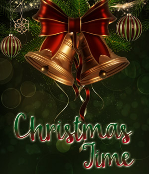 Christmas Time 2D Graphics Makena