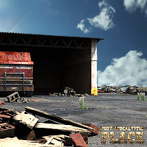 Post Apocalyptic Place image 3