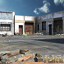 Post Apocalyptic Place image 8