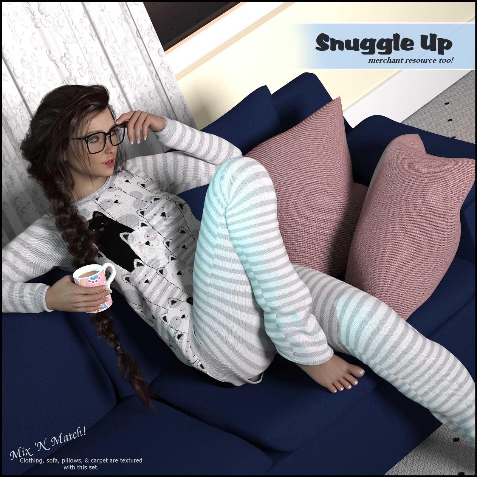 Snuggle Up Resource