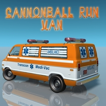 CANNONBALL RUN VAN  for Vue image 1