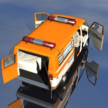 CANNONBALL RUN VAN  for Vue image 2