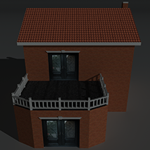 Low Poly House 9 - Extended Licence image 5