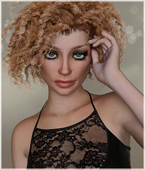 Beth For Genesis 3 Females 3D Figure Assets Belladzines