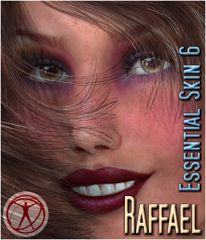 Raffael - Essential Skin 6 3D Figure Assets 3Dream