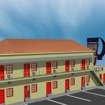 The Motel - Extended License image 1