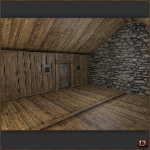 Medieval Small Village House1 image 6