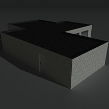 Low Poly Factory Building 1 - Extended Licence image 6