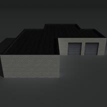 Low Poly Factory Building 1 - Extended Licence image 7