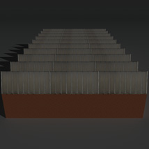 Low Poly Factory Building 2 - Extended Licence image 3