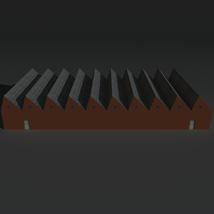 Low Poly Factory Building 2 - Extended Licence image 5